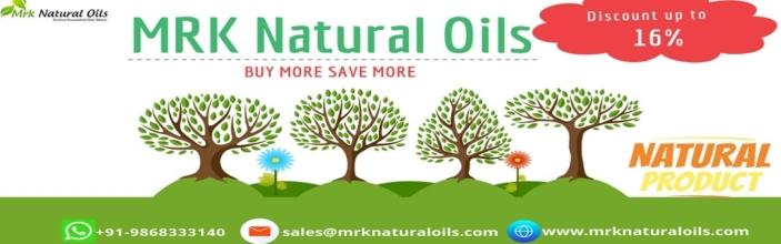 16% Discount on MRK Oils
